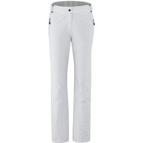 Maier Sports Vroni Slim Pantalones Stretch MTEX Mujer, blanco